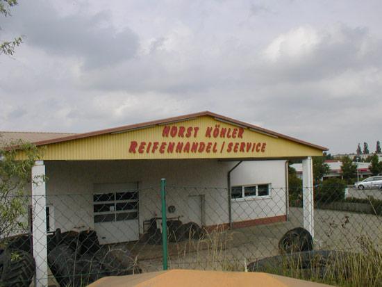 Horst Köhler Reifenhandel