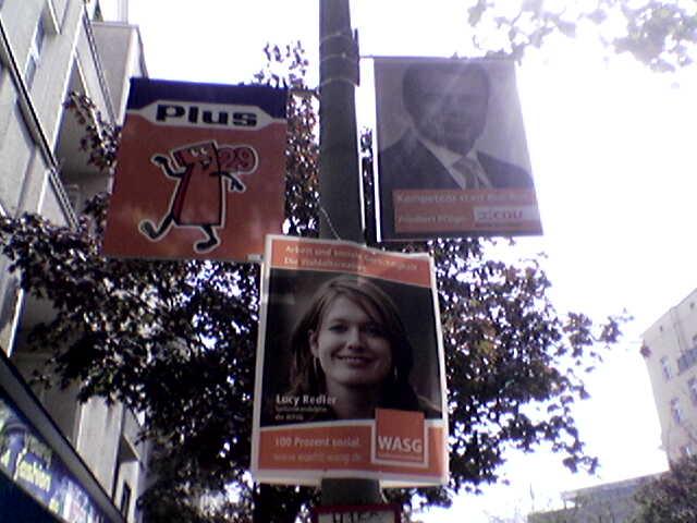 WASG - CDU - PLUS