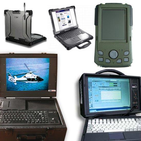 Industrie Notebooks, Fotos: www.logic-instrument.de