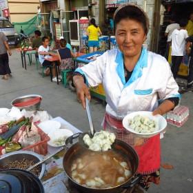 Uigurische Tortellini