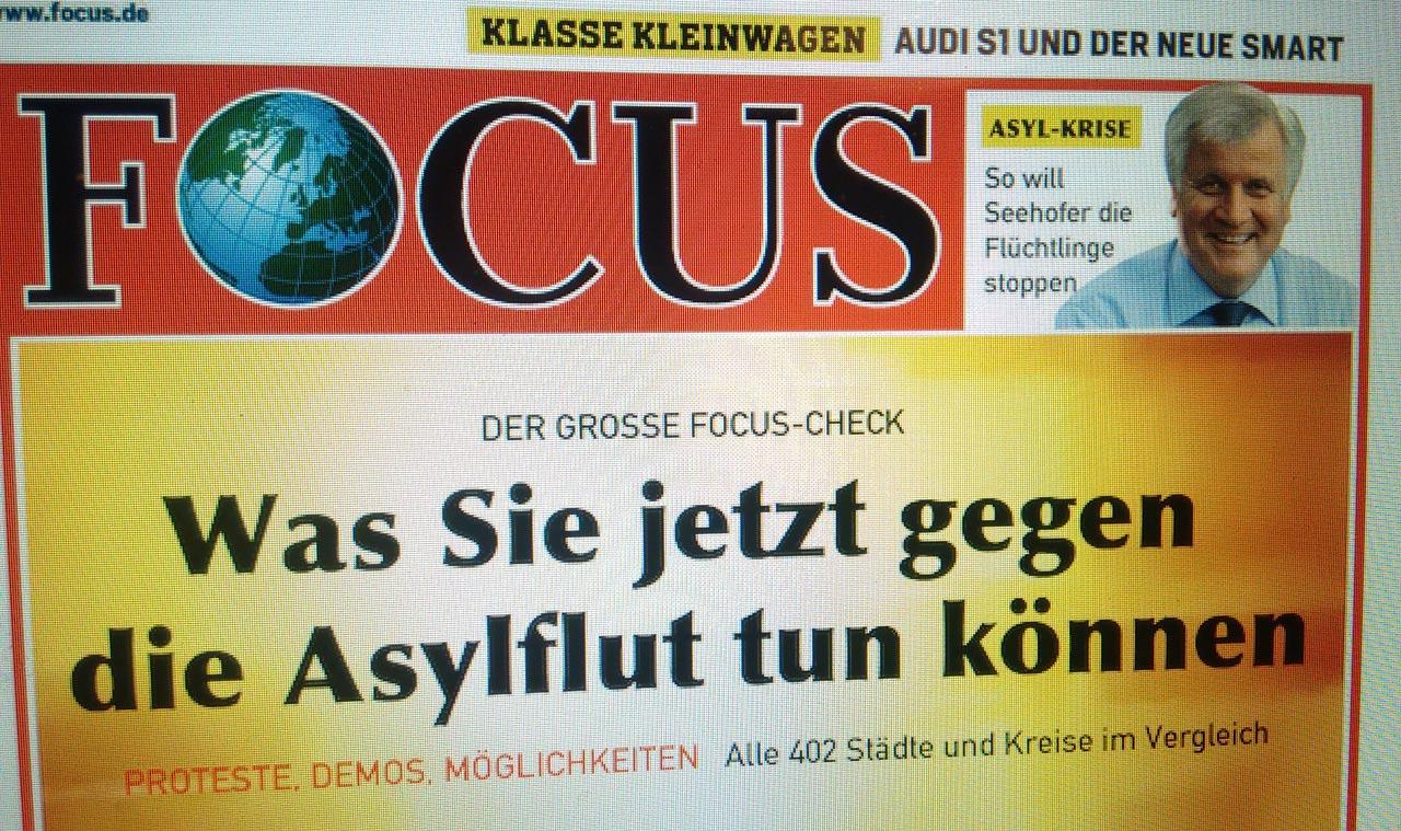 Focus Schlagzeilen