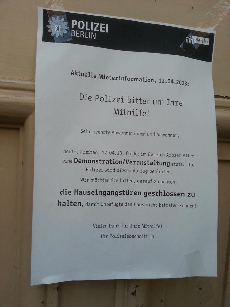 Die Eingangstüren bitte geschlossen halten | Metronaut.de