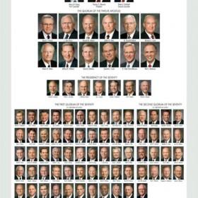 Alte weiße Männer. Das Blog 100percentmen dokumentiert solche Gremien. (Screenshot)
